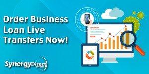 Business Loan Leads Live Transfers