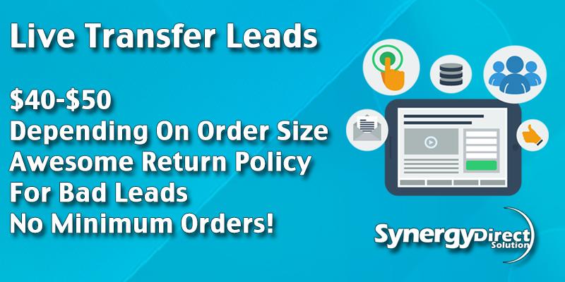Business Loan Live Transfers